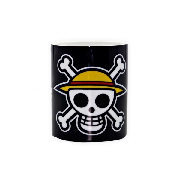 mug one piece luffy 39 s pirates vendu geek. Black Bedroom Furniture Sets. Home Design Ideas