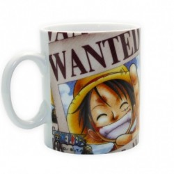 Mug One Piece Wanted
