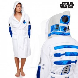 Peignoir R2D2 de la saga Star Wars