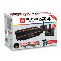 Classic game console Atari Flashback 4 et 75 jeux