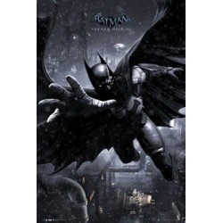 Poster Batman swing