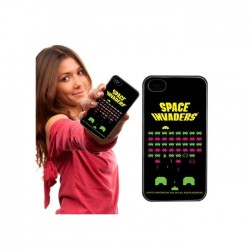 Coque iphone Space invaders