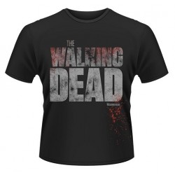 T-shirt The Walking Dead Splatter