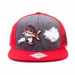 Casquette Street fighter Hadouken