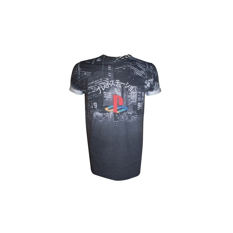 T-Shirt Playstation sublimination