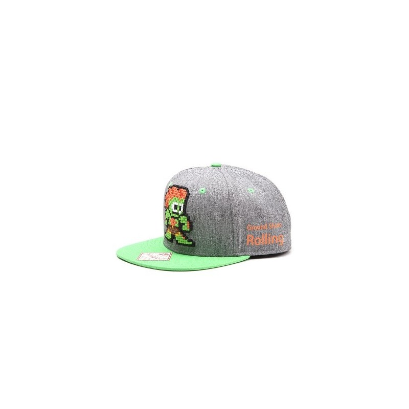 Casquette Street Fighter Blanka