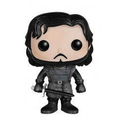 Funko POP Jon Snow Castle Black version