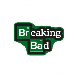 Tapis Breaking Bad logo