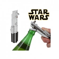 Decapsuleur Star Wars Sabre Laser sonore