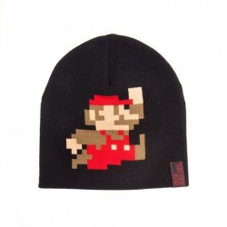 Bonnet Super Mario retro