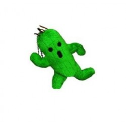 "Final Fantasy Cactuar 5"" Mini Plush Strap"