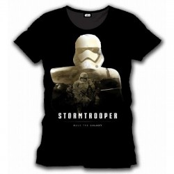 T-shirt Star Wars Stormtrooper Rule the galaxy
