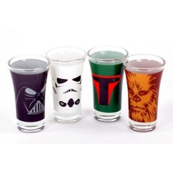Shooters Star Wars Lot de 4