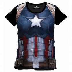 T-Shirt Civil War Captain Subli All Subli