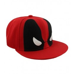 Casquette Deadpool Mask Red