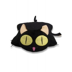 Coussin Trigun face de chat