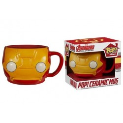 Mug Pop Iron Man