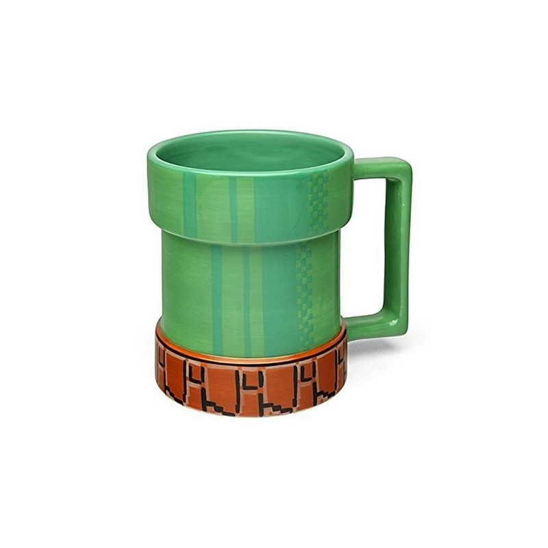 Mug warp zone Super Mario Bros