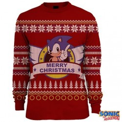 Pull Christmas Sonic