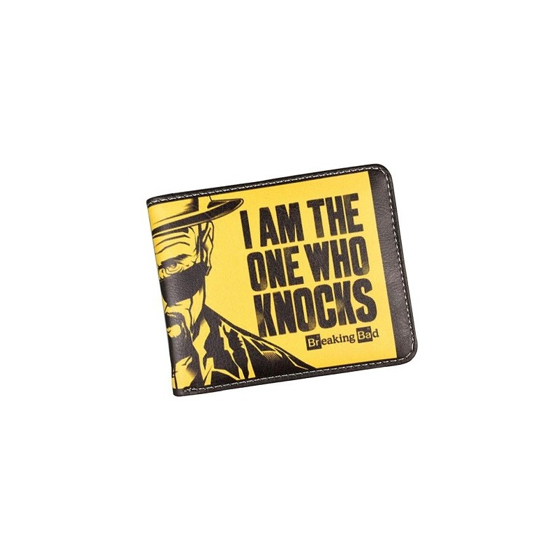 Portefeuille I'm the one who knocks Breaking Bad