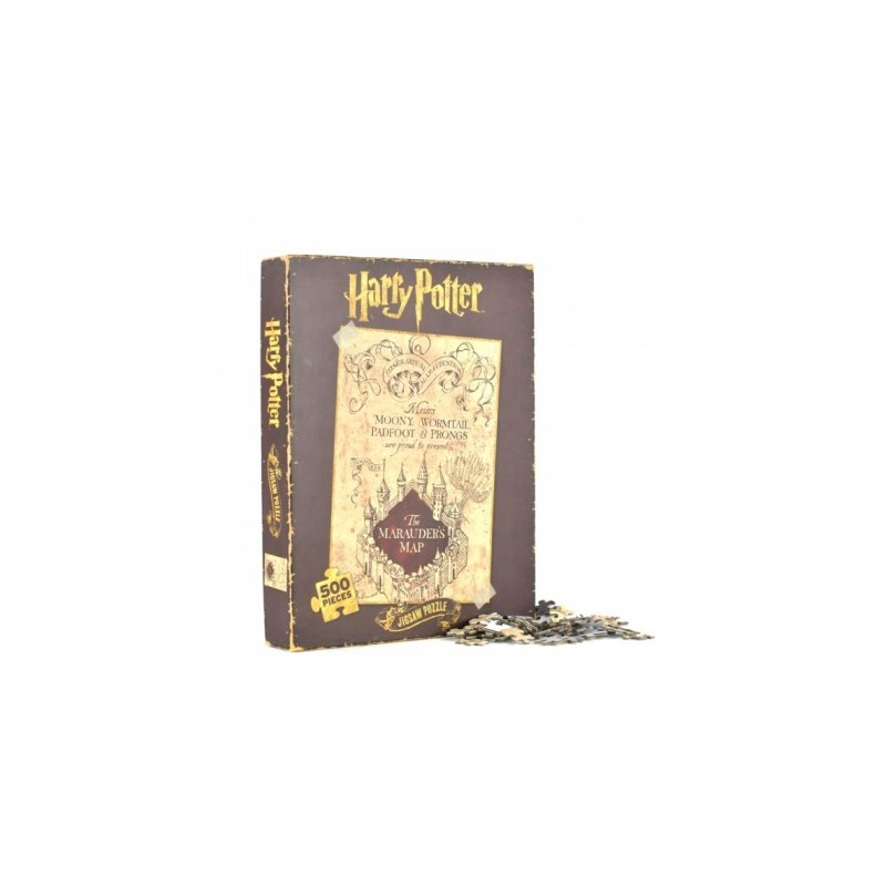 Puzzle Harry Potter Maraudeur's Map