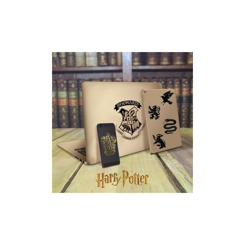 Lot de 27 Stickers Harry Potter Poudlard