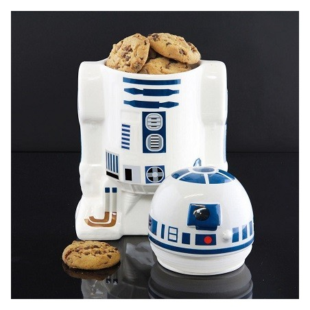 Pot à biscuits Star Wars R2D2