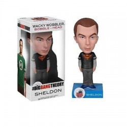 Sheldon Wobbler Bobble head Funko