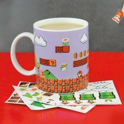 Mug Super Mario création level