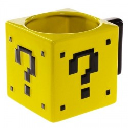 Mug bloc Question Super Mario