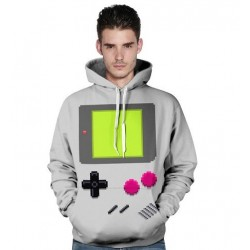 Sweat à capuche gameboy
