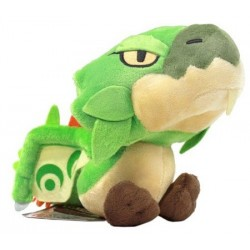 Peluche Rioreia Monster Hunter