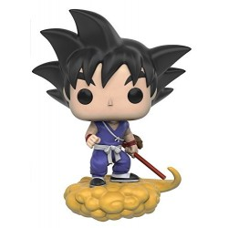 Funko Pop Goku flying nimbus