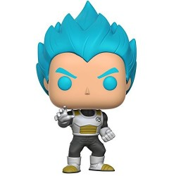 Funko Pop vegeta super sayen blue