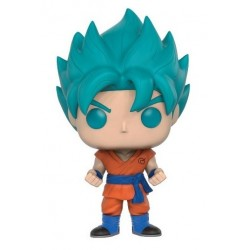 Funko Pop Goku Super sayen blue