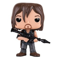 Funko Pop Daryl Dixon Rocket The Walking Dead