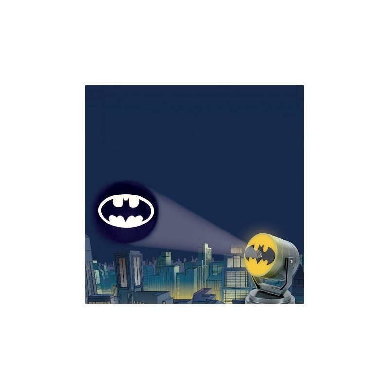 lampe projecteur signal batman vendu geek. Black Bedroom Furniture Sets. Home Design Ideas