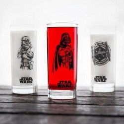 Set 3 Verres Star Wars Empire
