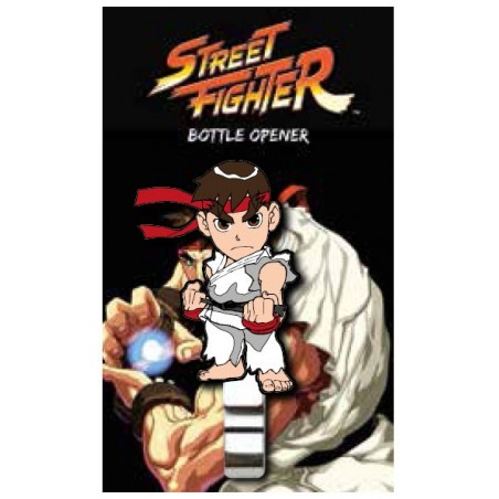 Décapsuleur Ryu Street Fighter