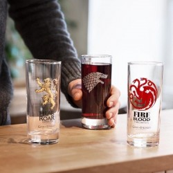 Set 3 Verres Game Of Thrones