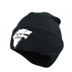 Bonnet Game of Thrones Winter is coming