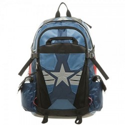 Sac à dos Marvel Captain America Suit Laptop