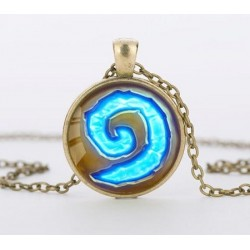 Collier heartstone