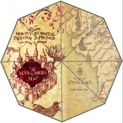 Parapluie maraudeur's Map Harry Potter