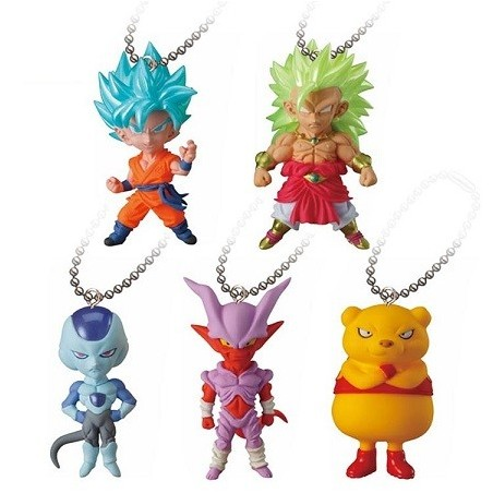 Figurine capsule UDM Burst Dragon Ball 19