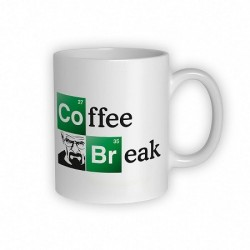 Mug Breaking Bad Coffee Break