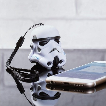 Mini Haut-parleur Bluetooth Stormtrooper Star Wars