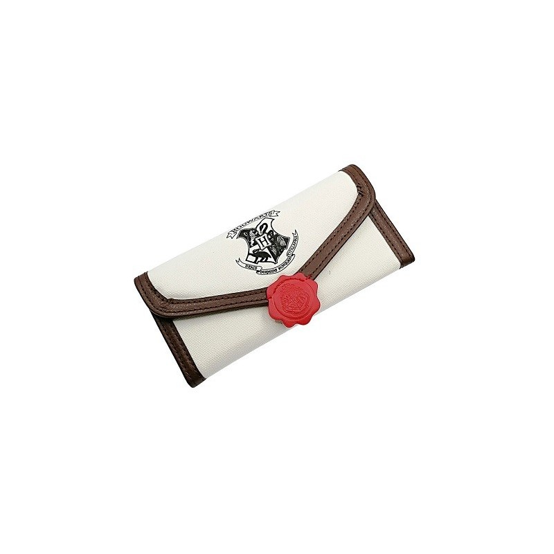 Harry Potter Hogwarts Letter Flap Wallet DFT-1903