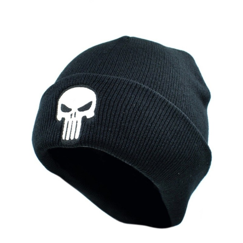 Bonnet The Punisher logo