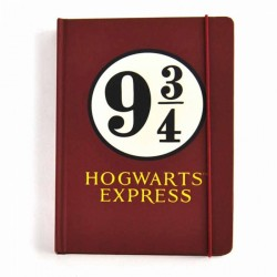 Carnet de notes Harry Potter Hogwarts Express